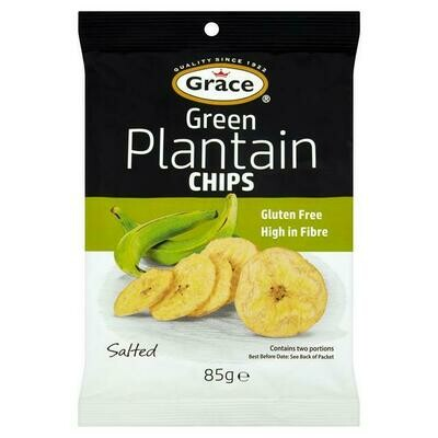 GRACE GREEN PLANTAIN 85G