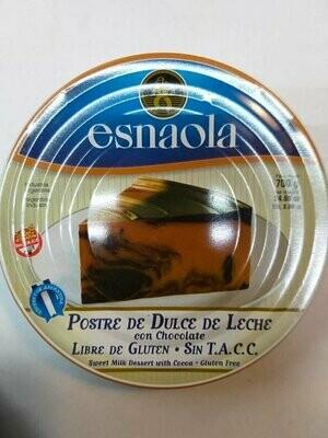 ESNAOLA POSTRE DULCE DE LECHE 700G