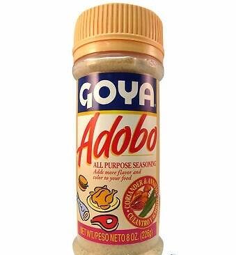 GOYA ADOBO WITH CORIANDER & ANNATO 226G