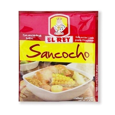 EL REY SANCOCHO 20G