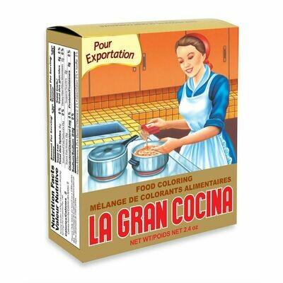 LA GRAN COCINA COLORING 70G