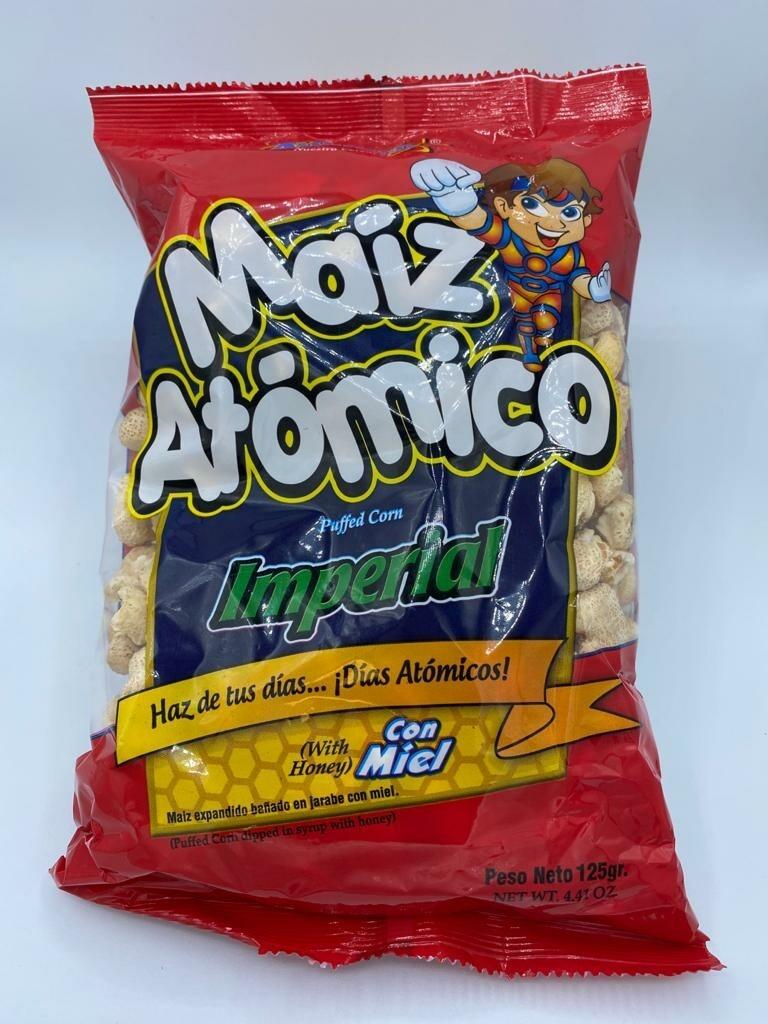 MAIZ ATOMICO ANDINO 125G