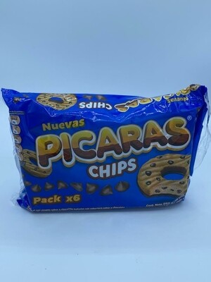 PICARAS CHIPS 252G