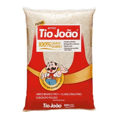 TIO JOAO ARROZ 5KG