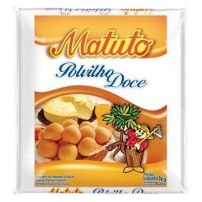 AMAFIL MATUTO POLVILHO DOCE 1KG