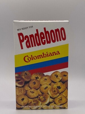 COLOMBIANA PANDEBONO 392G