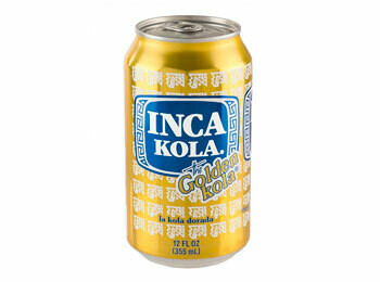 INCA KOLA GOLDEN KOLA 355ML