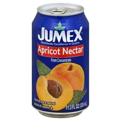JUMEX APRICOT 335ML