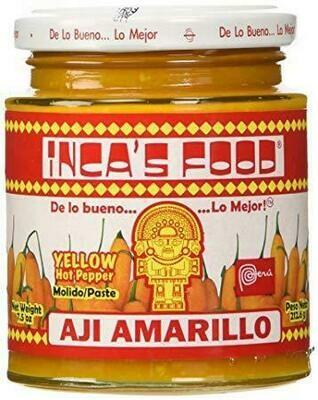 INCAS FOOD AJI AMARILLO 212.6G