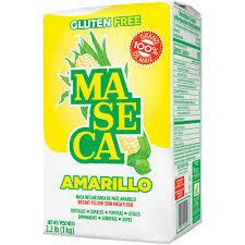 MASECA MAIZ AMARILLO 2.2 LB