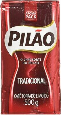 PILAO CAFE TRADICIONAL 500G