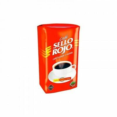 SELLO ROJO CAFE 250G