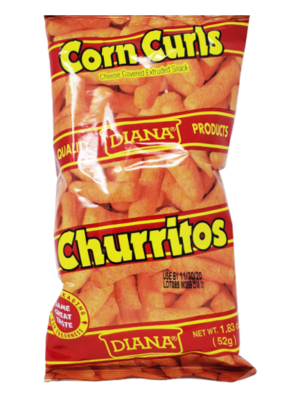 DIANA CHURRITOS 52G