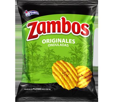 ZAMBOS ORIGINALES 155G