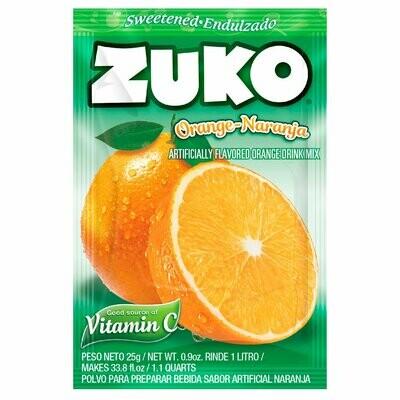 ZUKO ORANGE 25G