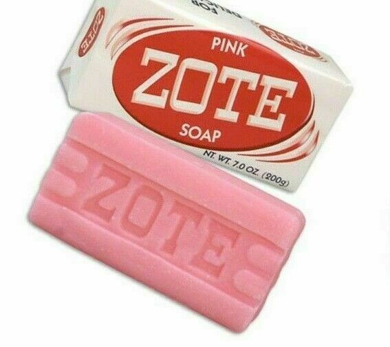 ZOTE PINK SOAP 200G