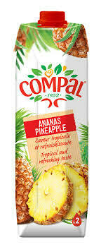 COMPAL PINEAPPLE 1L