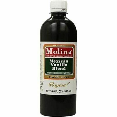 LA MOLINA MEXICAN VANILLA BLEND 500ML