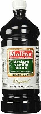 LA MOLINA MEXICAN VANILLA BLEND 1L