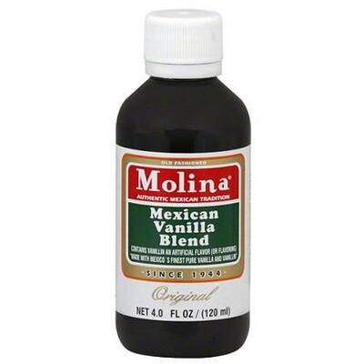 LA MOLINA MEXICAN VANILLA BLEND 120ML