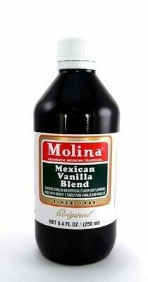 LA MOLINA MEXICAN VANILLA BLEND 250ML