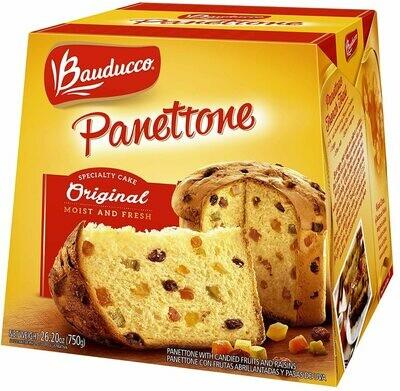 BAUDUCCO PANETTONE 750G