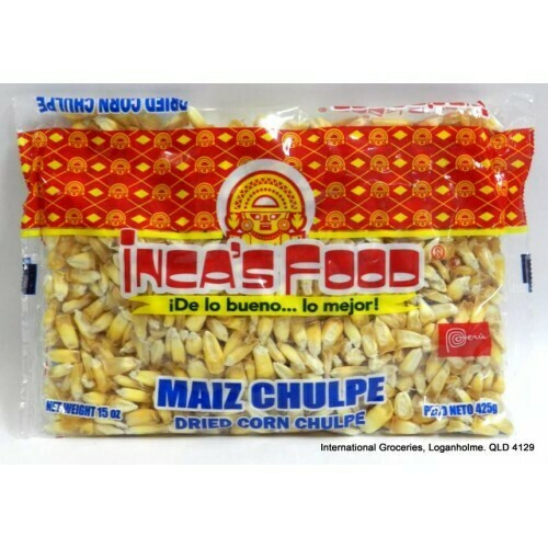 INCAS FOOD MAIZ CHULPE 425G