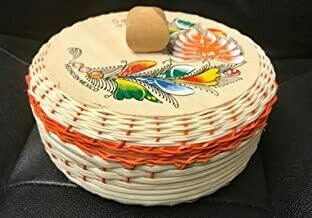 MEXICANA TORTILLA WARMER DECORATED SMALL