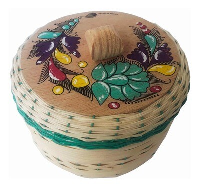 MEXICANA TORTILLA WARMER DECORATED LARGE