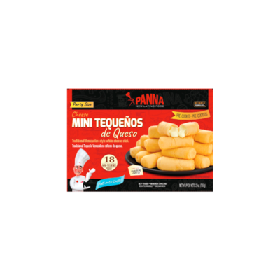 PANNA MINI TEQUENOS 756G
