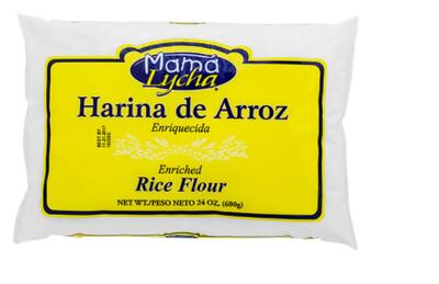 MAMA LYCHA HARINA DE ARROZ 24OZ
