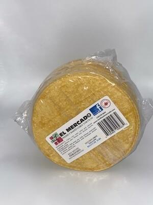 EL MERCADO YELLOW CORN TORT 2LB