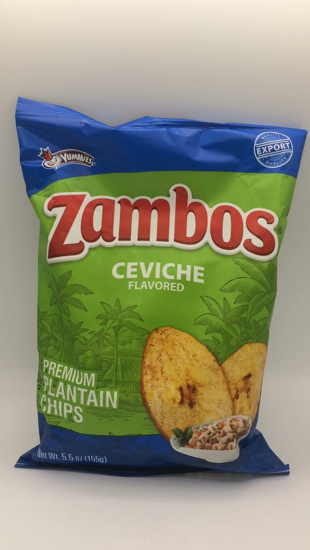 ZAMBOS CEVICHE 155GR
