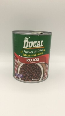 DUCAL WHOLE RED BEANS 823GR