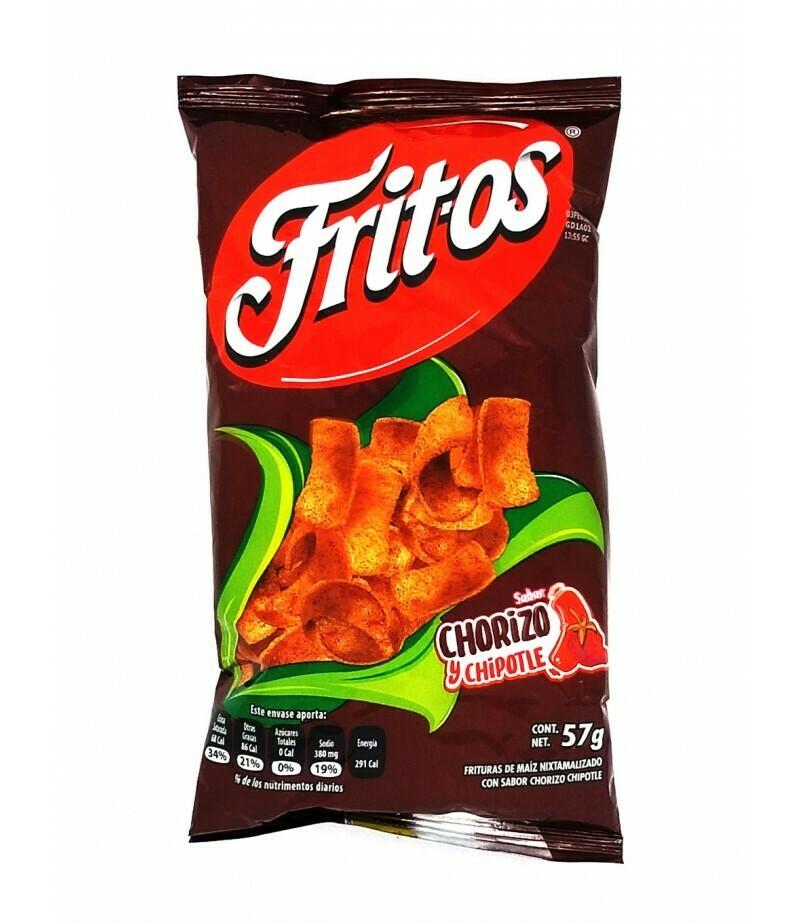 FRITOS SAUSAGE CHIPOTLE 170G