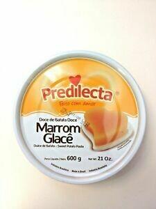 PREDILECTA DOCE DE BATATA/ MARROM GLACE 600G