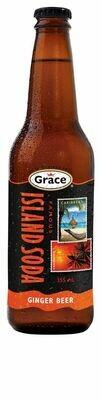 GRACE ISLAND SODA GINGER 355ML