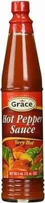 GRACE HOT PEPPER SAUCE 85ML