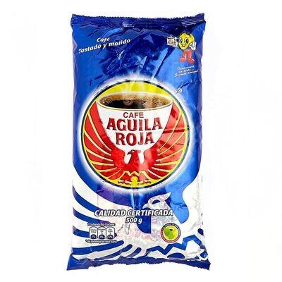 AGUILA ROJA CAFE 500G