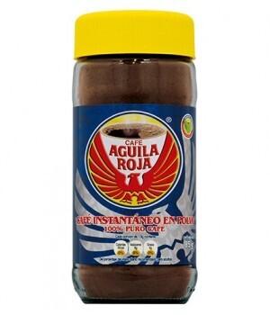AGUILA ROJA CAFE INSTANTANEO 85G