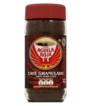 AGUILA ROJA CAFE GRANULADO 85G
