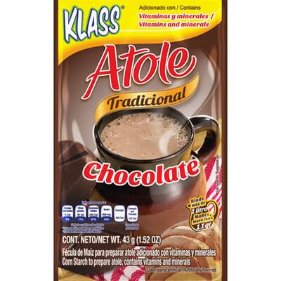 KLASS ATOLE CHOCOLATE 43G