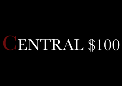 THE CENTRAL GIFT CARD $100 VALUE