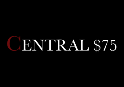 THE CENTRAL GIFT CARD $75 VALUE