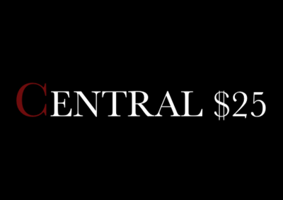 THE CENTRAL GIFT CARD $25 VALUE