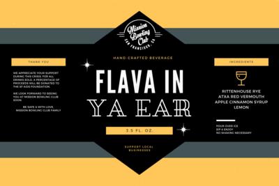 Flava in Ya Ear (750ml bottle)