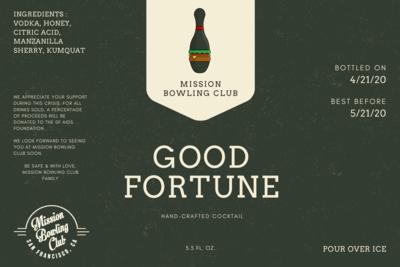 Good Fortune (750ml bottle)