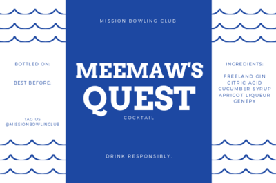 Meemaw's Quest (750ml bottle)