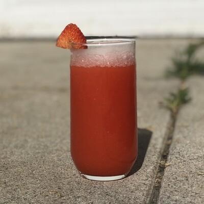 Strawberry Daiquiri (single cocktail)