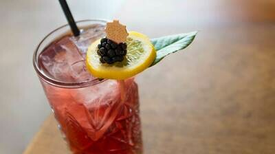 Sangria (single cocktail)